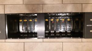 Lindell Audio 510 Power 10 slot Lunchbox