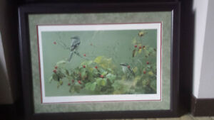 ROBERT BATEMAN Limited Edition pictures