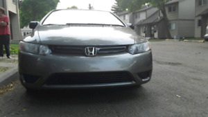 2007 Honda Civic(2 door coup)