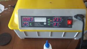 Autoturn 48 egg incubator, possible trade deal