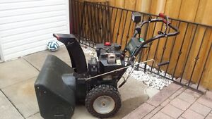 """400 OR NAME YOUR PRICE 9HP - 27"""" SNOWBLOWER WITH TECUMSEH ENGINE"""