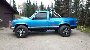 1990 4X4 Shortbox Stepside