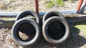 Set of Michelin All Season Tires