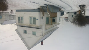 4 bedroom house; sorry some pics are upside down no fix