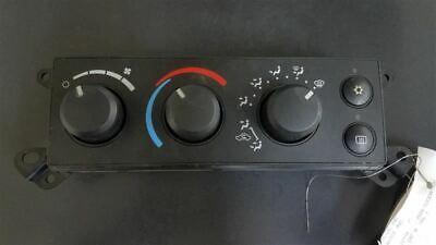 06 DODGE RAM 2500 PICKUP TEMPERATURE CONTROL 207982