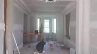 Looking for drywall tappers and installers .