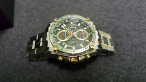 GREAT DEAL!! Like New Bulova Percisionist watch