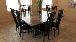 8 Kitchen Table Chairs