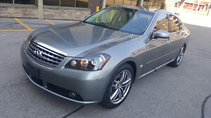 2006 Infiniti M45 Certified and Etested warranty