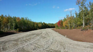 Desjardins Estates large 1.75 acre wooded building lot # 10