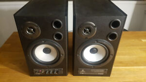 Behringer MS40 40W Hybrid High Resolution Nearfield Monitors