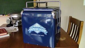 Granville Island Brewing Metal Cooler