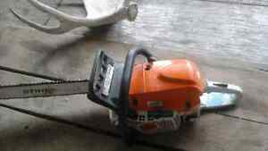 Stihl MS 391 chainsaw kit