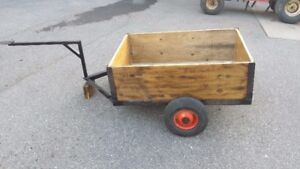 Small Trailer for E-Scooter