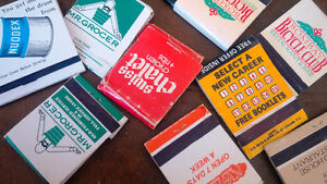 Does Anyone Collect Match Books Anymore? Kitchener / Waterloo Kitchener Area image 4