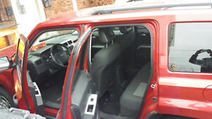 2008 Jeep Patriot Berline