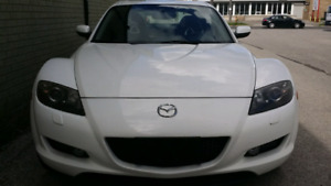 2004 Mazda Rx8 Clean Title Low Km Fast Car Mature Owner