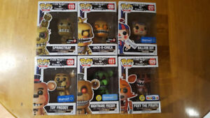Funko Pop! Five Nights at Freddy's Exclusive