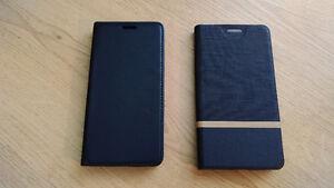 """2 brand new flip cases for Axon 7 mini smart phone (5.2"""")"""