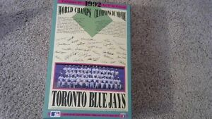 TORONTO BLUE JAYS WORLD SERIES WINNERS 92 & 93