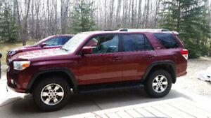 2010 Toyota 4Runner SR5 w/ Tow Pkg and Leather Upgrade