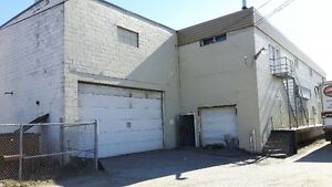 ***NEW PRICE***Commercial Garage Space for Sub-Lease