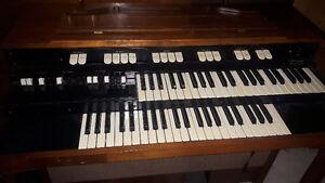 Orgue Hammond L100 ( L112) et leslie 710