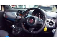 2014 Fiat 500 1.2 S 3dr Manual Petrol Hatchback