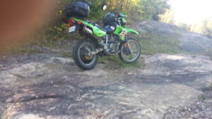 FOR SALE KLR 650 Must go.Will trade for Matrix or Vibe of same v