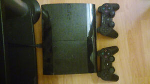 PS3 super slim for sale