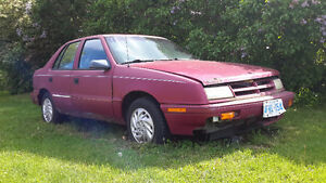 1993 Dodge Shadow Other