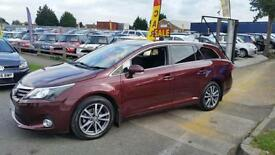 2012 Toyota Avensis 1.8 TR 5dr