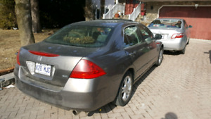 Honda accord Manual 2006