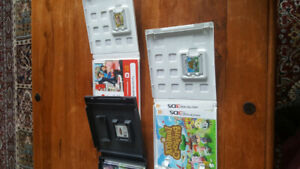 3DS & DS games: 50$ or 20$ each
