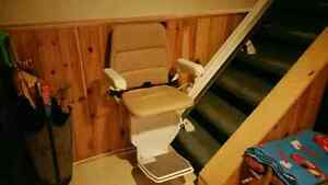 Stair lifts like new! $1499 installed!! Chair lift!! Stairlift!! Belleville Belleville Area image 2