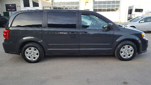 2012 Dodge Caravan Canadian Value Package