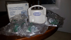 Pulmo-Aide Compact Compressor Nebulizer, Delivery available