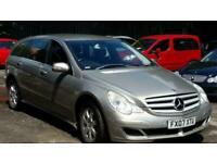 Mercedes-Benz R320 3.0TD L 7G-Tronic CDI SE AUTOMATIC 6 SEATER AWD 4X4
