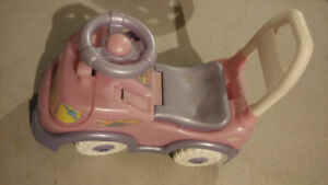 Baby Toys and Items!! Ride on Car, Baby Rockers, Trike, Potty
