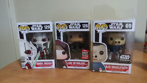 Star Wars Funko Pops!