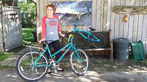 SOLD/Specialized Hardrock Woman Frame at Lumpy Bikes/SOLD