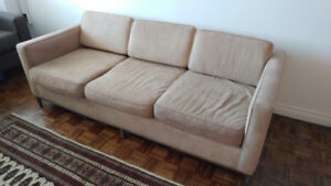 Classic Style Garage Couch