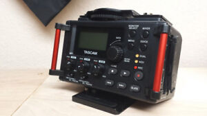 Tascam DR-60d Mkii Recorder