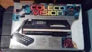 Console Coleco en boîte, Super Action Controller complet