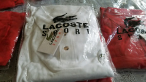 Lacoste T shirts