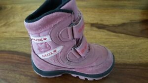 Bottines Geox boots (fille-girl EUR 22) West Island Greater Montréal image 3