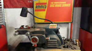 Used Ammco Brake Lathe