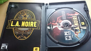 L.A. Noire, NFS Shift, Mercenaries 2 - PC Games