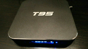 T95 Android smart TV