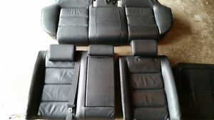 AUDI SEATS A4 B7 FRONT AND REAR